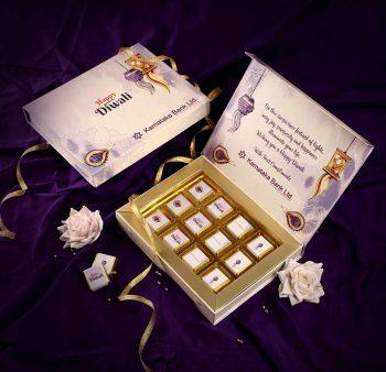 Corporate Gifts for Diwali handmade chocolates